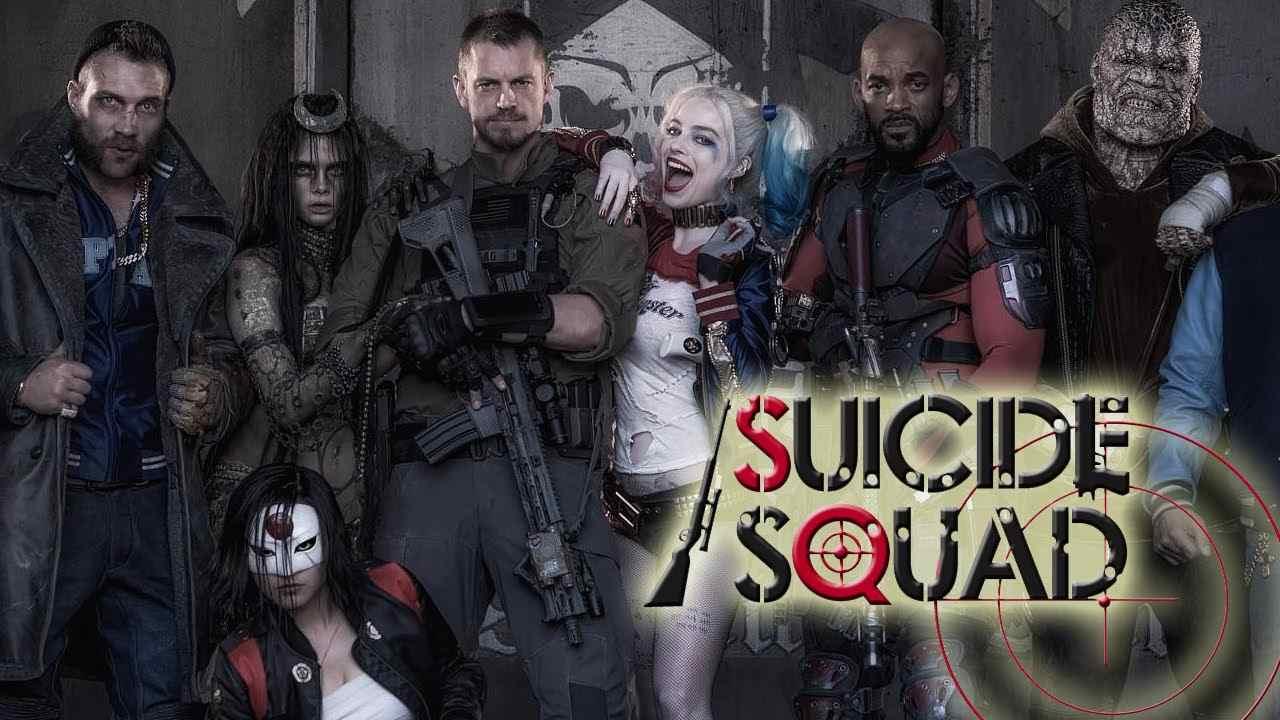 Suicide Squad Surprises At Comic-Con